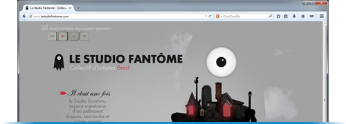 www.lestudiofantome.com