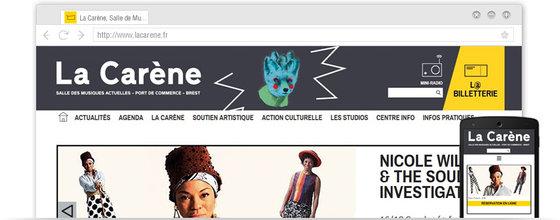 www.lacarene.fr